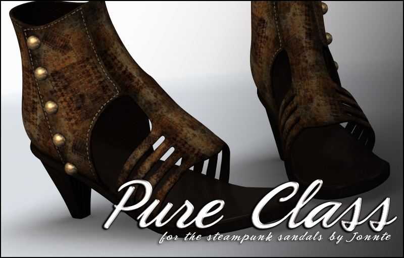 Pure Class for SP Sandals (2)