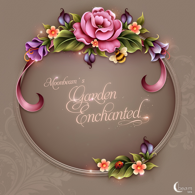 Moonbeam's Garden Enchanted