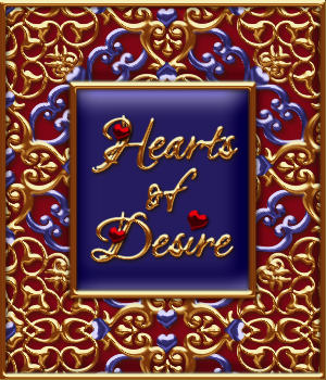 HEARTS of DESIRE Seamless Overlay Pack 2D Graphics fractalartist01