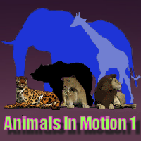 Animals in Motion 1 3D Models 3D Figure Essentials farsunset