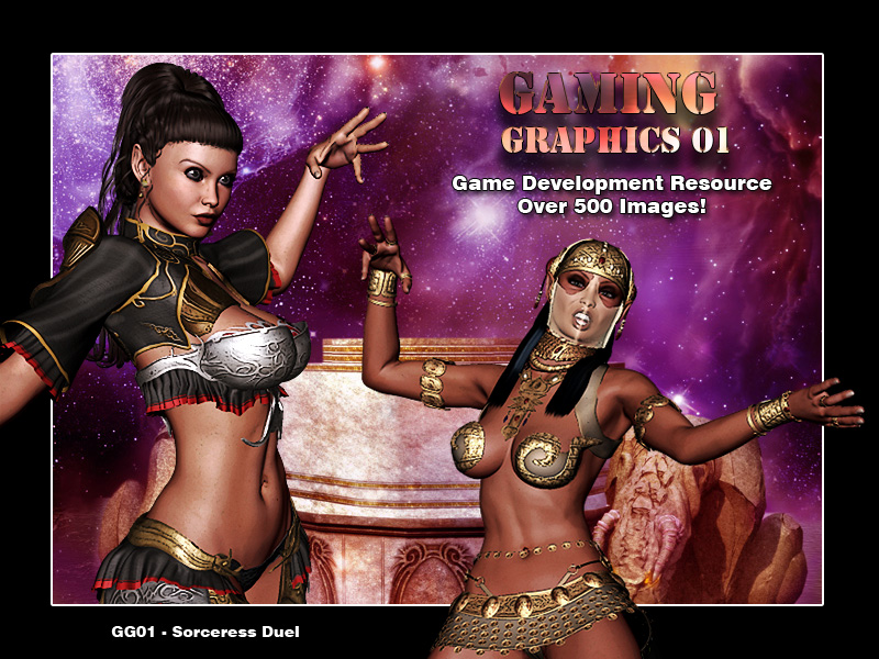 Game Graphics 01