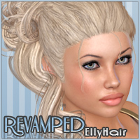 Revamped Elly 3D Figure Essentials Freja