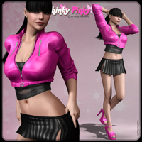 Thinky Pinky Themed Clothing Footwear mytilus
