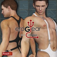DZ EroGear Set 3 for M4H4Guy4 3D Figure Essentials dzheng