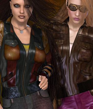 Dog Day - Leather Fashion Themed Clothing nirvy