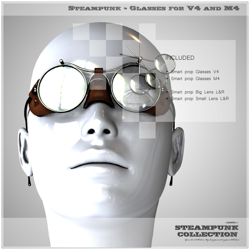 SP - Glasses for V4 and M4