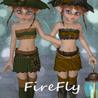 FireFly Themed Clothing Footwear JudibugDesigns