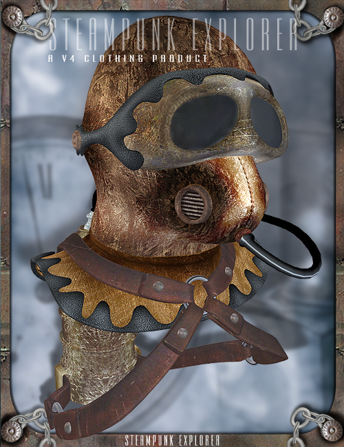 Steam Punk Explorer