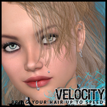 Velocity Moikana Hair Themed Lyoness