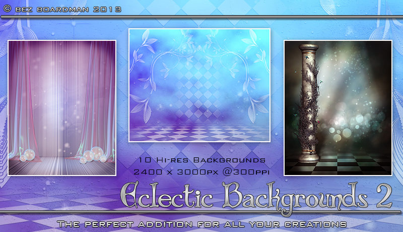 Eclectic Backgrounds 2