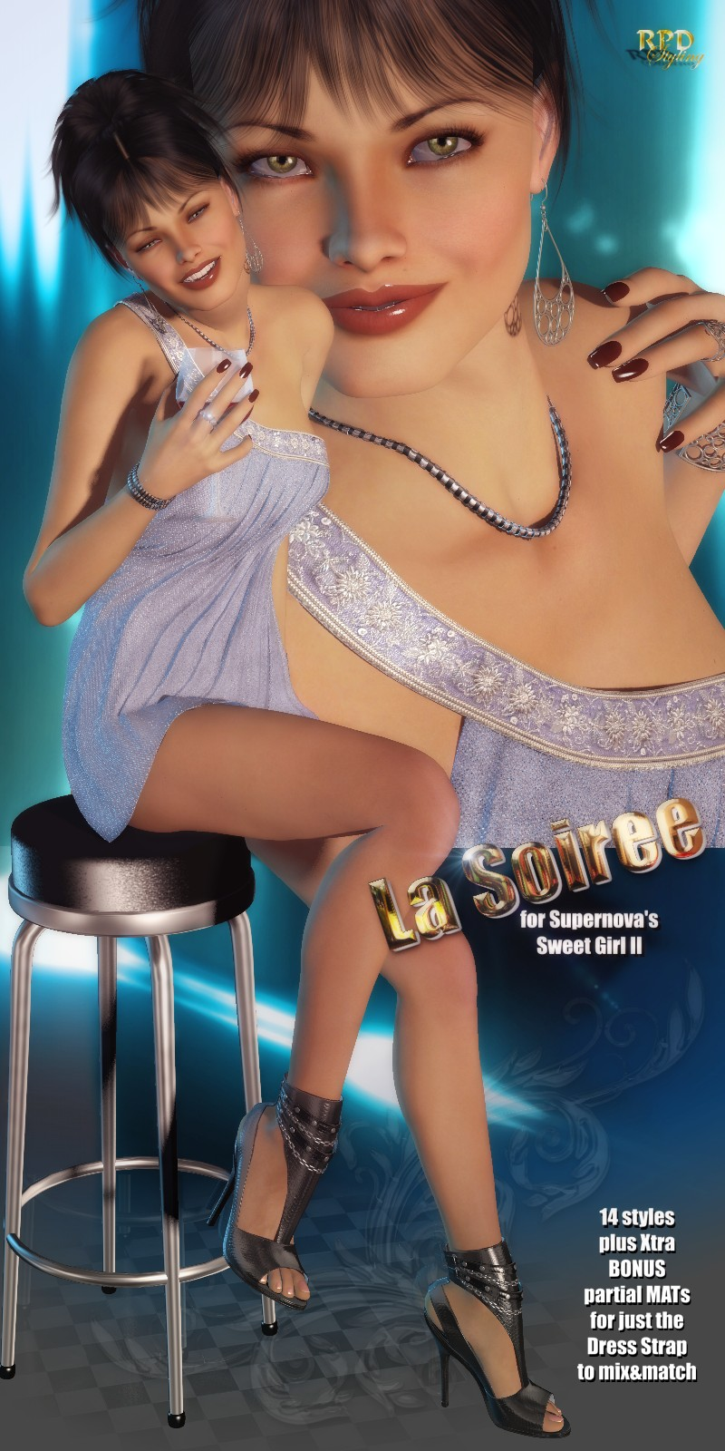 La Soiree - Sweet Girl II by -supernova-