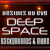 DbE-Deep Space 2D 3D Models DesignsbyEve