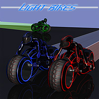 Light Bikes Clothing Themed Transportation Props/Scenes/Architecture Gaming Simon-3D