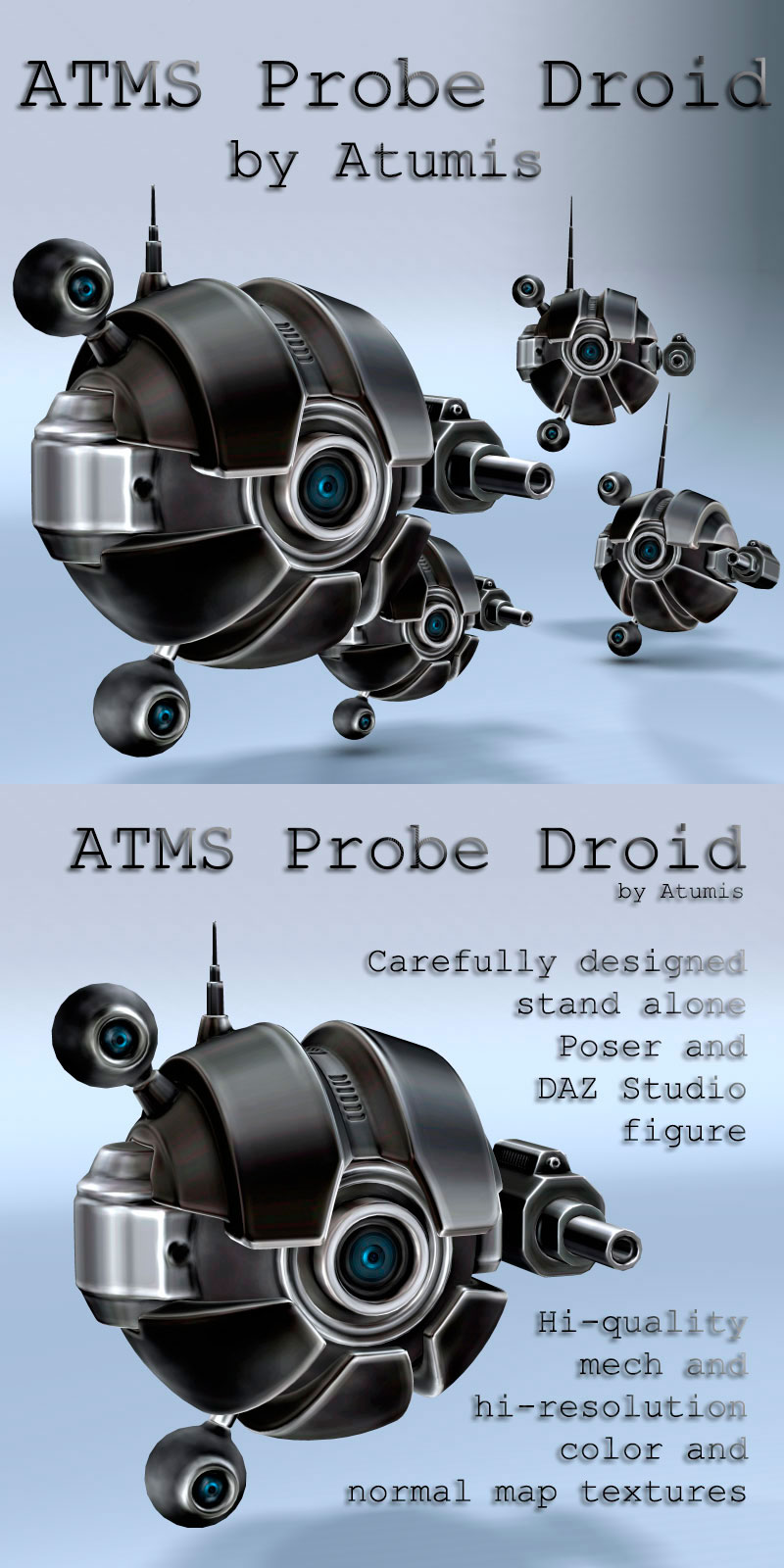 ATMS Probe Droid