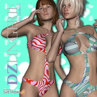 DZ XinoB for Genesis 3D Figure Essentials dzheng