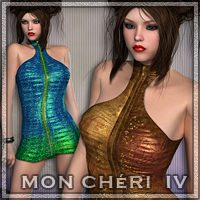 Mon Cheri IV Themed Clothing Footwear sandra_bonello