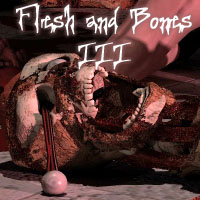 Flesh and Bones 3 Props/Scenes/Architecture Themed 3-d-c