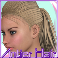 Antier Hair V4 3D Figure Essentials nikisatez