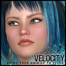Velocity Liv Themed Hair Lyoness