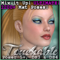 Touchable Antier Hair Themed -Wolfie-