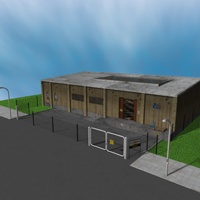 Warehouse building image 2