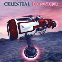 Celestial Defender Transportation Themed 1971s