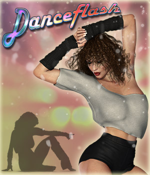 Danceflash Poses 3D Figure Essentials RPublishing