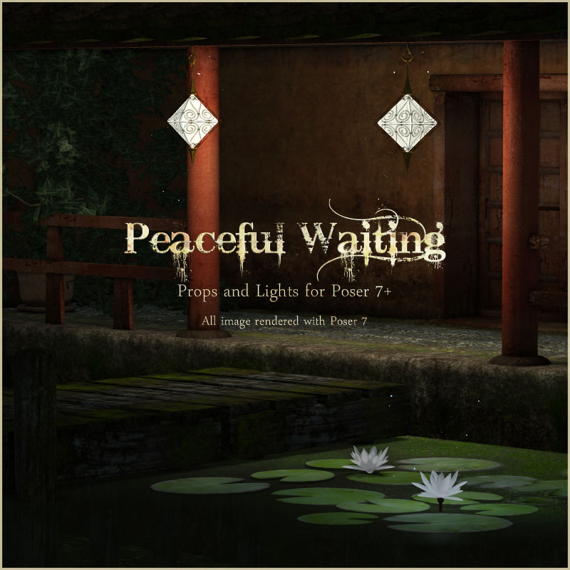 Peaceful Waiting