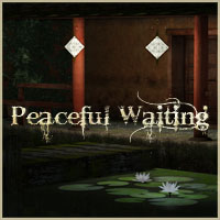 Peaceful Waiting Props/Scenes/Architecture vikike176