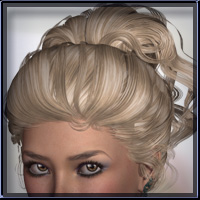 To Dye For - EM knothair Themed Hair vyktohria
