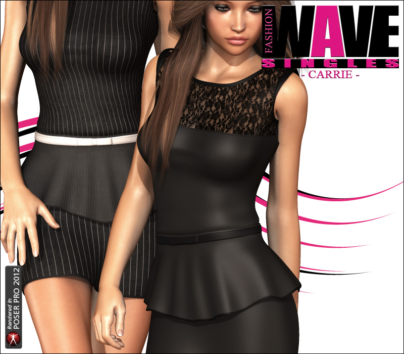 FASHIONWAVE Singles: Carrie V4/A4/G4