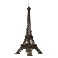 Eiffel Tower 3D Models Digimation_ModelBank