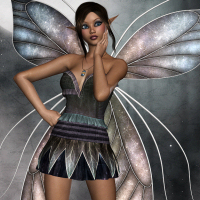 Pixie Sprite Outfit image 1
