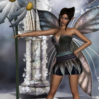 Pixie Sprite Outfit image 5