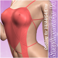 Sexylingerie 3D Figure Essentials halcyone