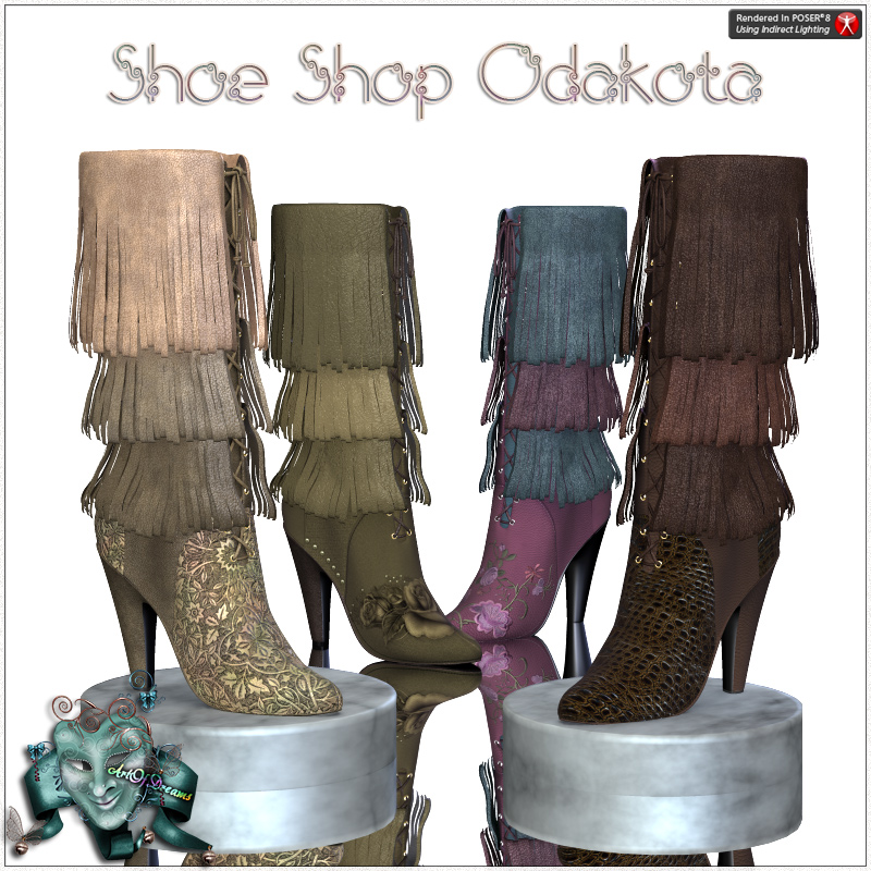 Shoe Shop Odakota