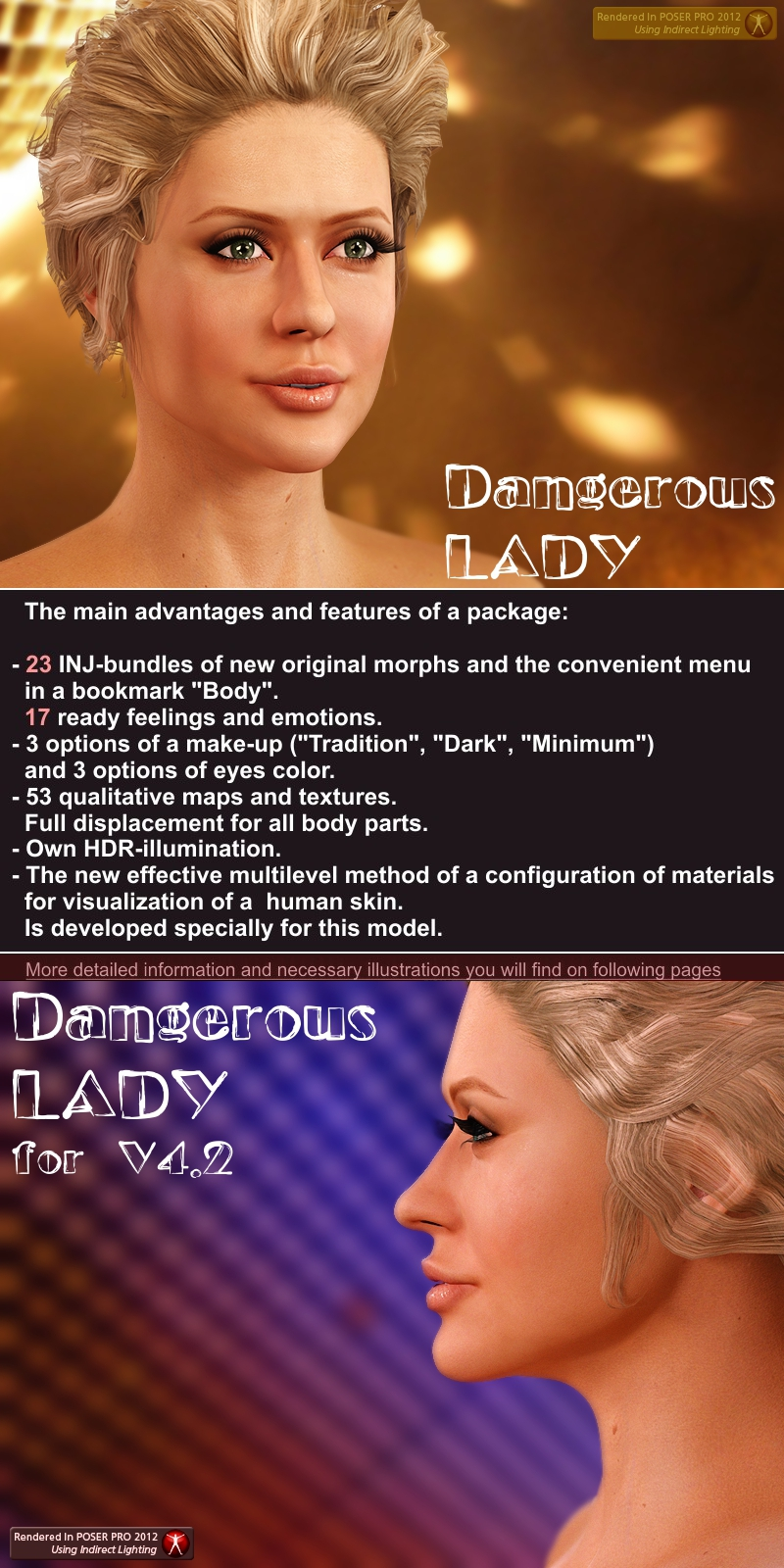 Dangerous LADY for V4.2