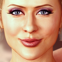 Dangerous LADY for V4.2 3D Models 3D Figure Essentials odnajdy
