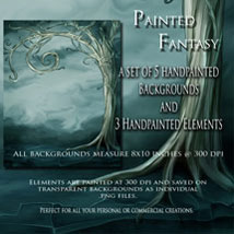 Painted Fantasy image 1
