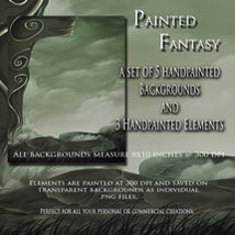Painted Fantasy image 2