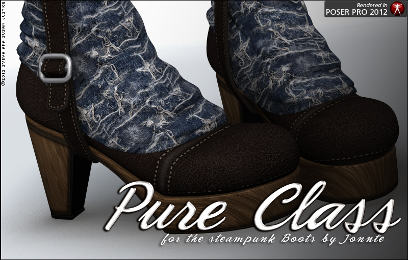 Pure Class for SP Boots