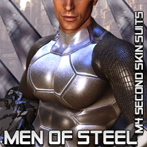 Men of Steel Themed Clothing Darkworld