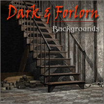 Dark And Forlorn 3D Models 2D -Melkor-