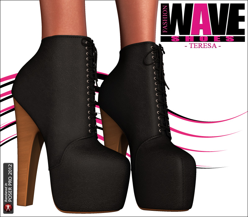 FASHIONWAVE Shoes: Teresa V4/A4/G4