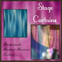 Stage Curtains 2D Tempesta3d