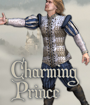 Charming Prince 3D Figure Essentials Tipol