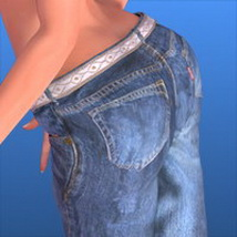 WeightMap Jeans for VAGS4 image 2