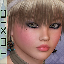 ToXic Koko Hair Themed Software Silver