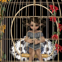Fairy Cage 3D Models 3DTubeMagic