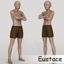 Eustace for Genesis and H5 3D Figure Essentials zechikin